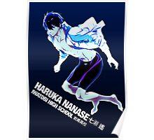 Haruka Nanase from Free! Poster