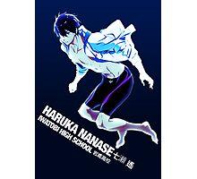 Haruka Nanase from Free! Photographic Print