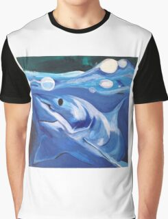 Friends in the Sea Graphic T-Shirt