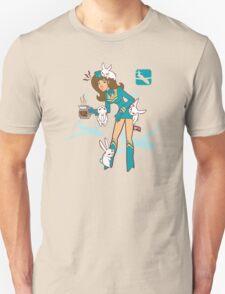 Köpke Chara Collection - Coffee Flight Attendant T-Shirt