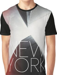 NEW YORK V Graphic T-Shirt