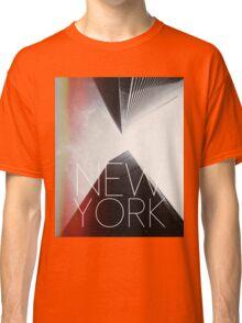 NEW YORK V Classic T-Shirt