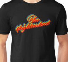 Rainbow Blue Neighbourhood Logo Unisex T-Shirt