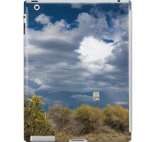 Speed Limit 25 MPH iPad Case/Skin