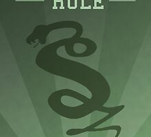 Tunnel Snakes Rule - Fallout 3 by Riley5