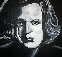 Joan Crawford by Snockard