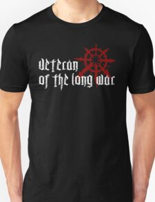 Veteran of the Long War Unisex T-Shirt