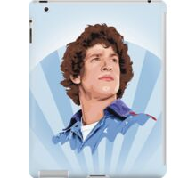Rod Kimble, Stuntman iPad Case/Skin