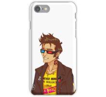 Punky Ten iPhone Case/Skin