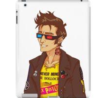 Punky Ten iPad Case/Skin