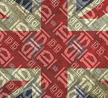 1D Union Jack by 2Kreative
