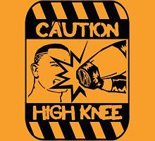 Caution: High Knee T-Shirt