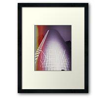 NEW YORK VI Framed Print