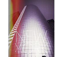 NEW YORK VI Photographic Print