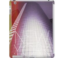 NEW YORK VI iPad Case/Skin