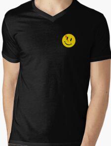 The Comedian's Badge Mens V-Neck T-Shirt