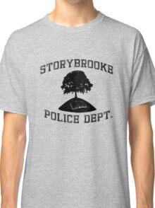 Storybrooke Police (dark/alt.) Classic T-Shirt