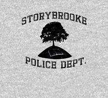 Storybrooke Police (dark/alt.) Unisex T-Shirt