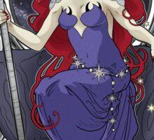 Queen Beryl Nouveau Sticker