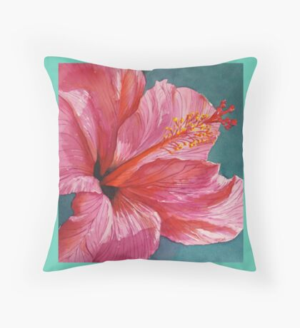 Looking Up! Throw Pillow
