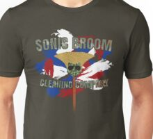 Sonic Broom Unisex T-Shirt