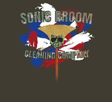 Sonic Broom Unisex T-Shirt