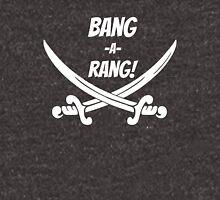 BANG-A-RANG! in white Unisex T-Shirt