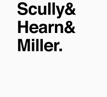 Scully and Hearn and Miller - Light Version Unisex T-Shirt