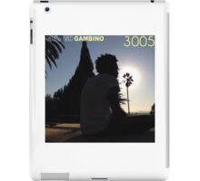 3005 Gambino iPad Case/Skin