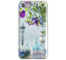 Springtime for Disneyland iPhone Case/Skin