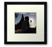 3005 Gambino Framed Print