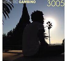 3005 Gambino Photographic Print