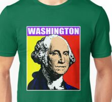 GEORGE WASHINGTON (POP-ART) 2 Unisex T-Shirt