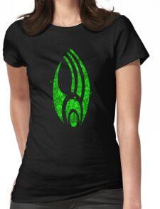 Star Trek - Borg Emblem Womens Fitted T-Shirt