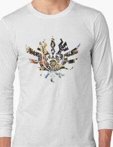 Monster Hunter 4 Ultimate Monsters Long Sleeve T-Shirt