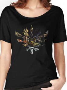 Monster Hunter 4 Ultimate Monsters Women's Relaxed Fit T-Shirt