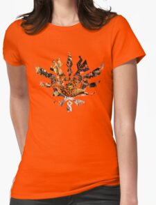 Monster Hunter 4 Ultimate Monsters Womens Fitted T-Shirt