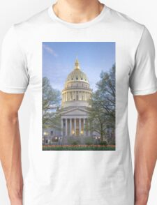 Springtime in West Virginia T-Shirt