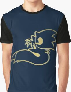 Sonic and Tails - GOTTA GOLD FAST Graphic T-Shirt