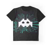 Space Invaded Graphic T-Shirt