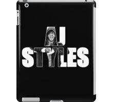 AJ Styles iPad Case/Skin