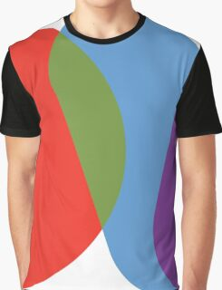 LOVE Collection by of paper & pixels Graphic T-Shirt