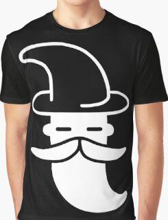 Minimal Wizard Graphic T-Shirt