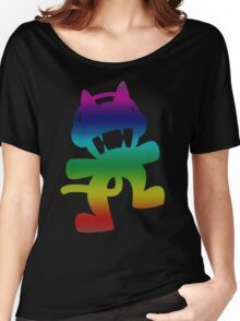 Our favourite EDM pet :`D Women's Relaxed Fit T-Shirt