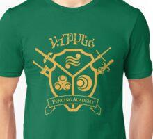 Hyrule Fencing Academy - Gold Unisex T-Shirt