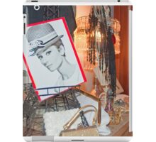 A Corner For Audrey  iPad Case/Skin