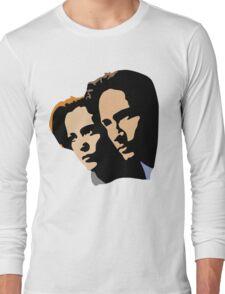 Mulder and Skully Long Sleeve T-Shirt