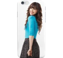 Jess New Girl iPhone Case/Skin