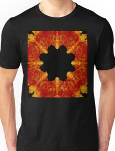 Begonia Ring of Fire Unisex T-Shirt