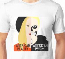 American Beauty, American Psycho Unisex T-Shirt